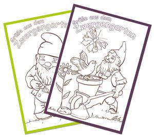 Postkarten-Im-Zwergengarten