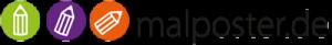 Malbuch mit Logo