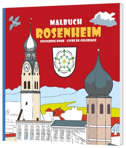 Malbuch Rosenheim