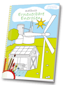 Malbuch Erneuerbare Energie